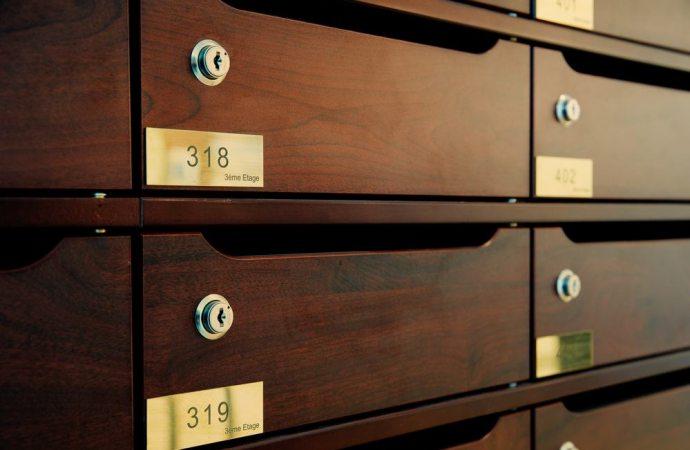 Dove posizionare le cassette postali in condominio?