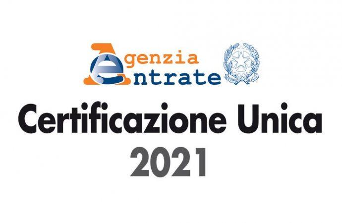 Certificazione unica e comunicazioni per le detrazioni, arriverà la proroga al 31 marzo 2021