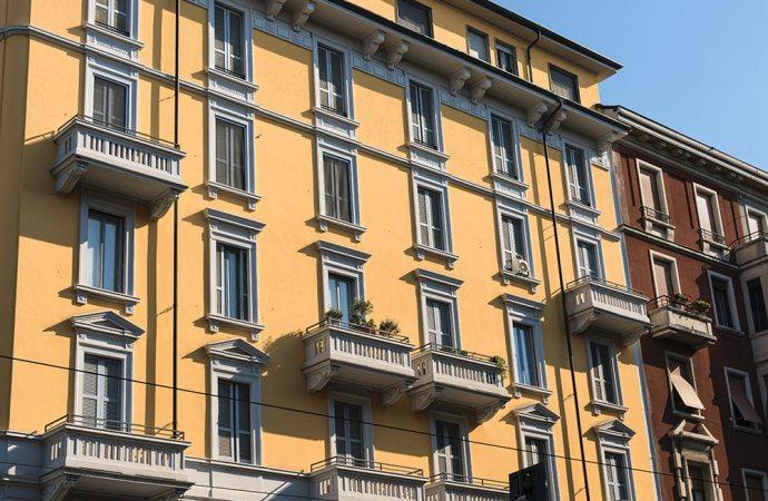 Facciate condominiali e decoro architettonico, le sentenze in materia
