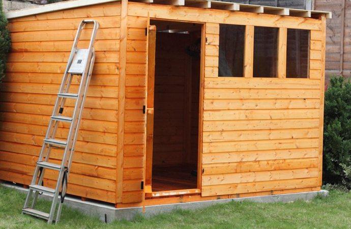 Casette in legno da giardino, serve il permesso di costruire?