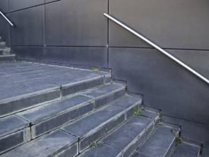 La manutenzione e la ricostruzione delle scale