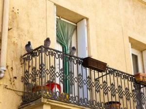 Balconi infiltrazioni e danni for Copri ringhiera