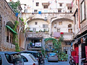 Il cortile condominiale pu� essere utilizzato per parcheggiare le autovetture